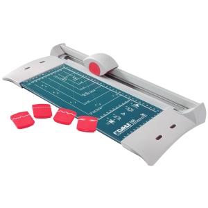 Rollenschneidemaschine Dahle 505, Schnittlänge: 320mm, Schnittleistung: 6 Blatt