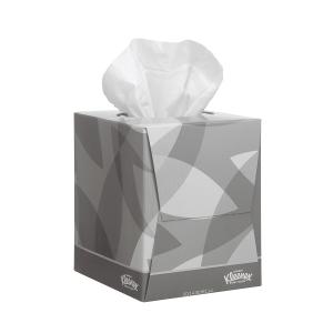 Kosmetiktücher Kleenex 8834, 2-lagig, 205 x 200mm (B x H), 90 Tücher