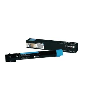 Toner Lexmark X950X2CG, Reichweite: 22.000 Seiten, cyan