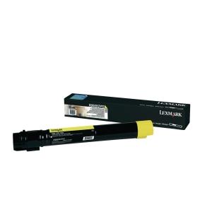 Toner Lexmark X950X2YG, Reichweite: 22.000 Seiten, gelb