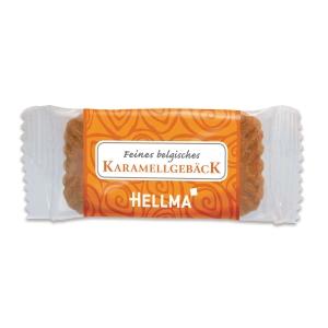 Karamellgebäck Hellma 4003722, einzeln verpackt, 300 Stück