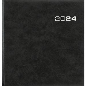 Wochenbuch 2020 Zettler 786, 1 Woche / 2 Seiten, 210 x 210mm, anthrazit