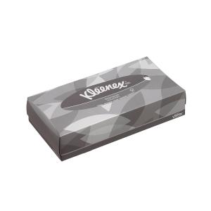 Kosmetiktücher Kleenex 8835, 2-lagig, 216 x 186 mm (B x H), 100 Tücher