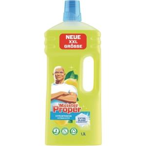 Allzweckreiniger Meister Proper, Zitronenduft, Inhalt: 1 Liter