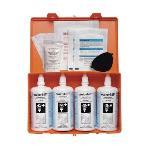 Augenspülung Oculav Nit, in Kunststoffbox, Box mit 4 x 250ml