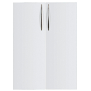 Schranktür für Schrankwandsytem, Höhe: 114,4 cm, grau