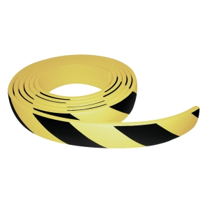 Flächenschutz Viso PUC500NJ, Maße: 5000 x 60 x 10mm, schwarz/gelb