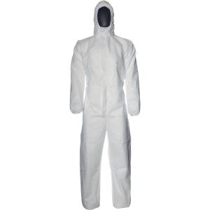 Einwegschutzanzug Dupont Proshield Basic Typ 5/6, Größe: XXL, weiß