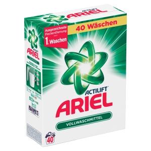 Waschmittel, Ariel Professional Regulär, Pulver, für 42 Waschladungen