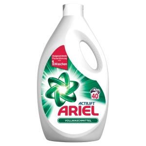 Waschmittel, Ariel Professional Regulär, flüssig, für 42 Waschladungen