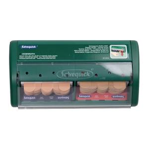 Pflasterspender Salvequick 9070, gefüllt, Inhalt: 1 x 6444 und 1 x 6036