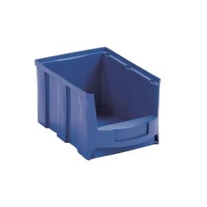 Aufbewahrungskasten Viso STAR3B, Volumen: 4l, Maße: 185x130x110mm, blau