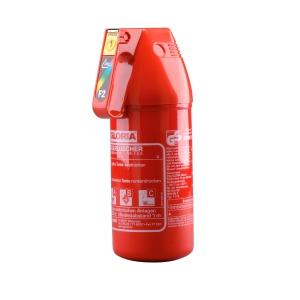 Feuerlöscher Gloria F2G, Pulver, für Auto, 2kg