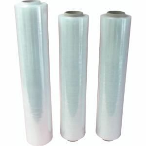 Stretchfolie WBV 440516, Breite: 45cm, Länge: 300m, transparent