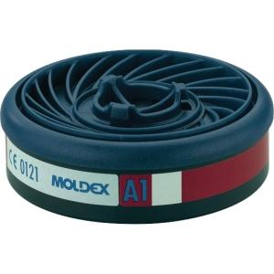 Gasfilter Moldex EasyLock 910001, Typ A1, 10 Stück