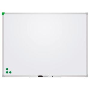 Weißwandtafel Franken SC929012, U-Act, emaillierte Oberfläche, 120 x 90cm (LxB)