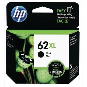 Tintenpatrone HP C2P05AE - 62XL, Reichweite: 600 Seiten, schwarz