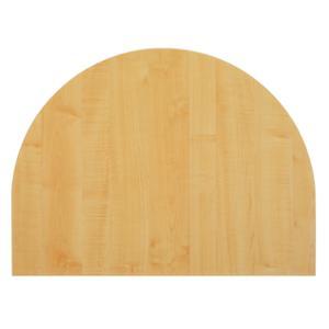 Ansatztisch f. Konferenztisch Hammerbacher KA60/3, Maße: 60 x 80 cm (L x B), aho