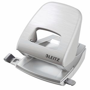 Locher Leitz 5006 NeXXt Style, Stanzleistung: 30 Blatt, arktik weiß