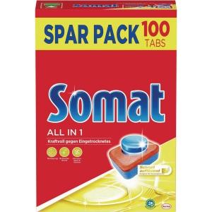 Spülmaschinentabs Somat 7, 110 Tabs