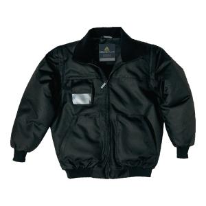 Blouson Jacke Deltaplus Reno, Größe XL, 5 Tasche, schwarz