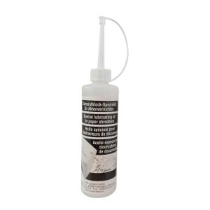 Aktenvernichter Schneidblock-Spezialöl 250 ml (Flasche)