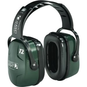 Kapselgehörschutz HWL Thunder T2, 33dB, schwarz/dunkelgrün