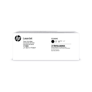 Toner HP CF360XC Contractual Cartridge, Reichweite: 12.500 Seiten, schwarz