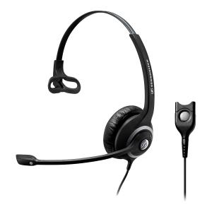 Headset Sennheiser SC230 Telefon, schwarz