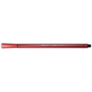 Fineliner Senator FL1030, Stichstärke: 0,4mm, rot