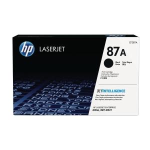 Toner HP CF287A, Reichweite: 9.000 Seiten, schwarz