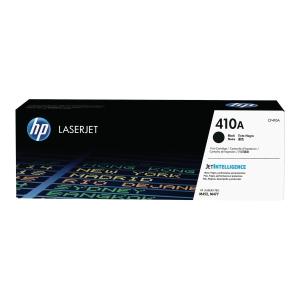 Toner HP CF410A, Reichweite: 2.300 Seiten, schwarz