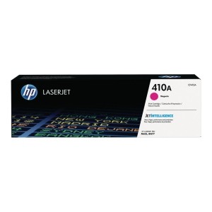 Toner HP CF413A, Reichweite: 2.300 Seiten, magenta