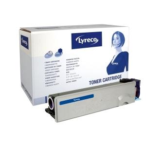 Toner Lyreco kompatibel mit Kyocera TK-510K, Reichweite: 8.000 Seiten, schwarz