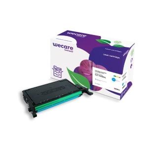 Toner Lyreco kompatibel mit Samsung CLT-C5082L, Reichweite: 4.000 Seiten, cyan
