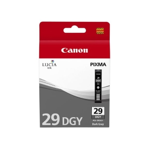 Tinte Canon 4870B001, PGI-29DGY, dunkelgrau