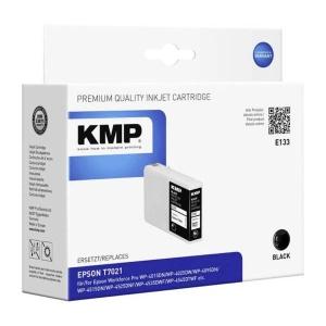 Tinte KMP, kompatibel mit T7022, cyan