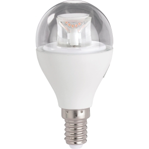 LED-Leuchtmittel Xavax 112168, Glühbirne High Line, Sockel E14, 5,9 Watt, 2700K