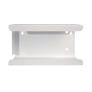 Wandhalter Söhngen 1010076, für Einweghandschuhe, aus Metall, weiß