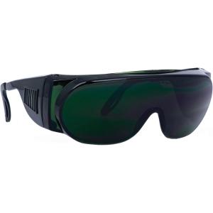 Schweißerschutzbrille Infield 9080 135 Visitor, Polycarbonat, grün