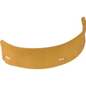 Schweißband JSP Chamlon, für Helme EVO3, Baumwolle, gelb