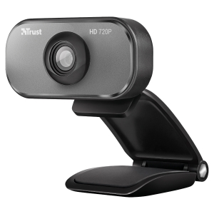 PC-Webcam Trust 20818 Viveo HD, USB, schwarz