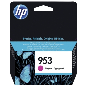 Tintenpatrone HP F6U13AE - 953, Inhalt: 10ml, magenta