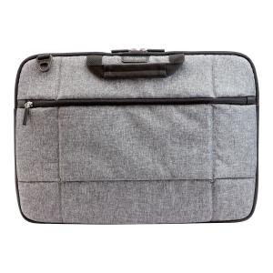Laptoptasche Targus TSS92604EU, Slip Case, 16 Zoll, grau