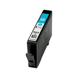 Tintenpatrone HP T6M03AE - 903XL, Reichweite: 825 Seiten, cyan