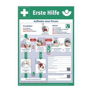 Anleitung Erste-Hilfe Söhngen DGUV204, A2