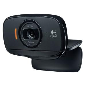 PC-Webcam Logitech B636HD Business, USB, schwarz