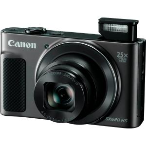 Digitalkamera Canon SX620HS, 20,2 Megapixel, schwarz