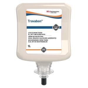 Hautpflegecreme Debstoko TVC1L, Travabon, Inhalt: 1 Liter