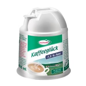 Kaffeesahne Hochwald 4163, 7,5% Fettgehalt, Kanne mit 200g
